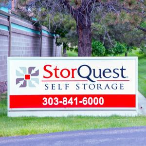 & West Parker Storage Units | StorQuest Self Storage