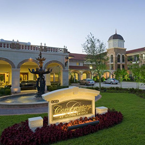 The Woodlands Retirement Living | Conservatory At Alden Bridge In The  Woodlands, TX 77382