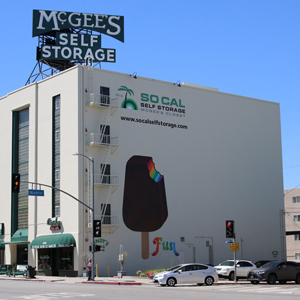 Merveilleux SoCal Self Storage