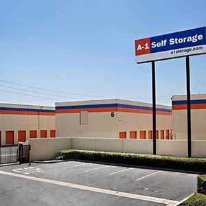 Beautiful A 1 Self Storage